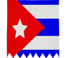 Flag of Cuba GHOST COSTUME - ARTPICS