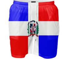 Flag of Dominican Republic SWIM SHORT - ARTPICS