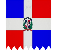 Flag of Dominican Republic GHOST COSTUME - ARTPICS