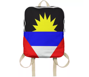 Flag of Antigua and Barbuda BACKPACK - ARTPICS