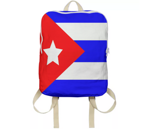 Flag of Cuba BACKPACK - ARTPICS