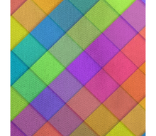 Abstract colourful block design - ARTPICS