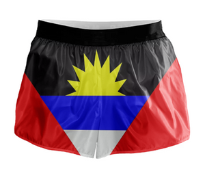 Flag of Antigua and BarbudaRUNNING SHORTS - ARTPICS