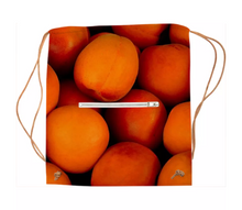 Beautiful peach fruit pattern - ARTPICS