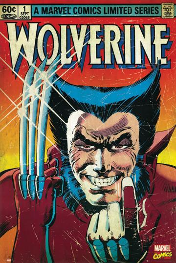 Wolverine Movie Poster 24in x36in