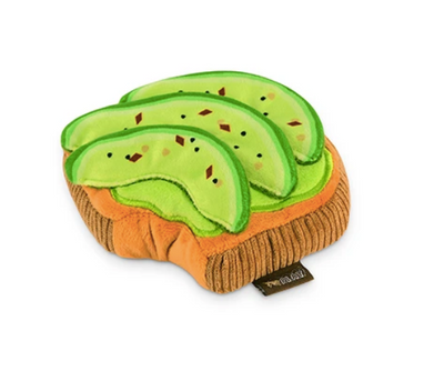 Avocado Toast Plush Toy