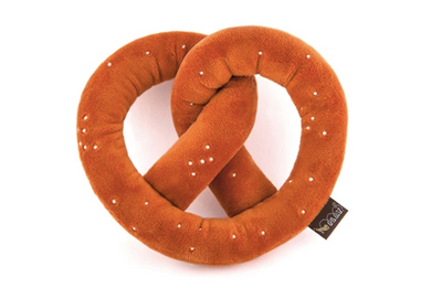 Pretzel Plush Toy