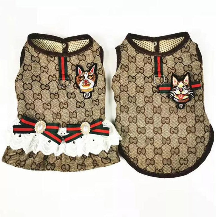 GG Dress and Vest Harness