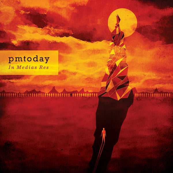 PMtoday - In Medias Res LP - Vinyl Soundtrack I Am Shark
