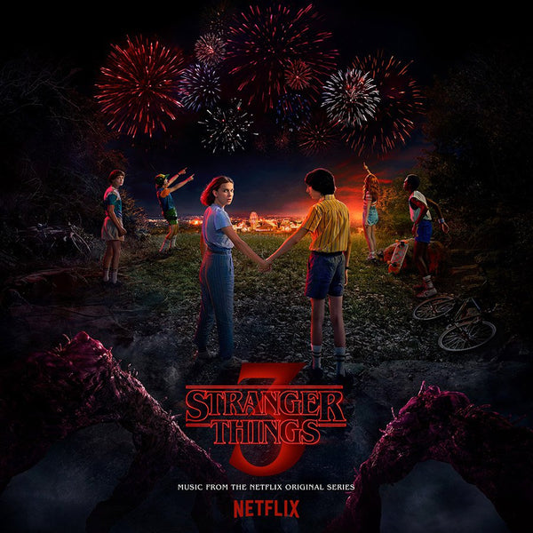 PRE-ORDER: Stranger Things: Soundtrack from the Netflix Original Series (Season 3) 2xLP + 7