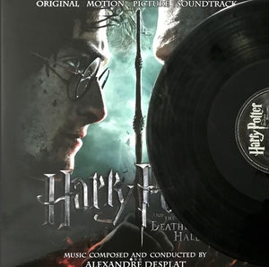 Harry Potter And The Deathly Hallows Pt. 2 (Original Motion Picture Soundtrack) 2xLP