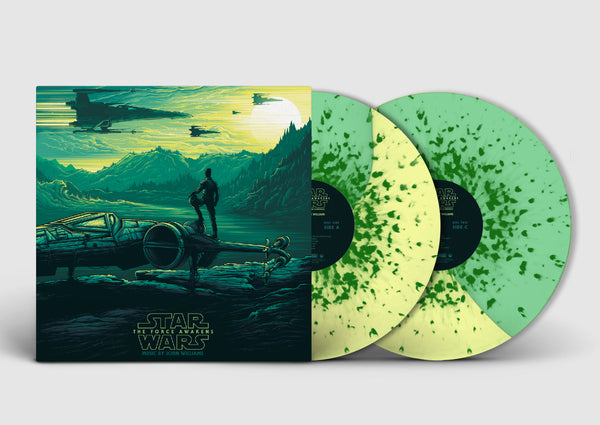 Star Wars: The Force Awakens - Original Motion Picture Soundtrack (Collector's Edition) POE