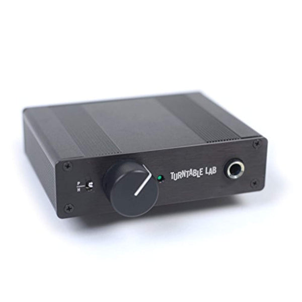 PH01 - Phono Preamp + Headphone Amp - Vinyl Soundtrack I Am Shark