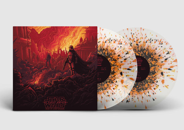 Star Wars: The Force Awakens - Original Motion Picture Soundtrack (Collector's Edition) PHASMA - Vinyl Soundtrack I Am Shark