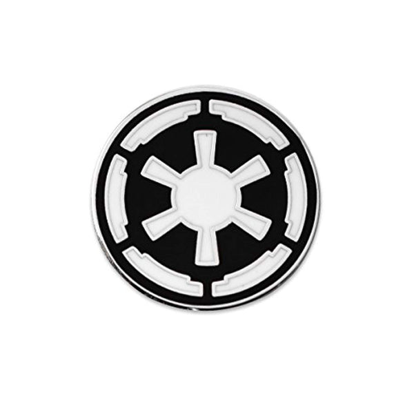 Galactic Empire Imperial Lapel Pin - Vinyl Soundtrack I Am Shark
