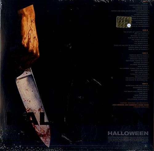 Halloween (Original Motion Picture Soundtrack)(Expanded Edition)