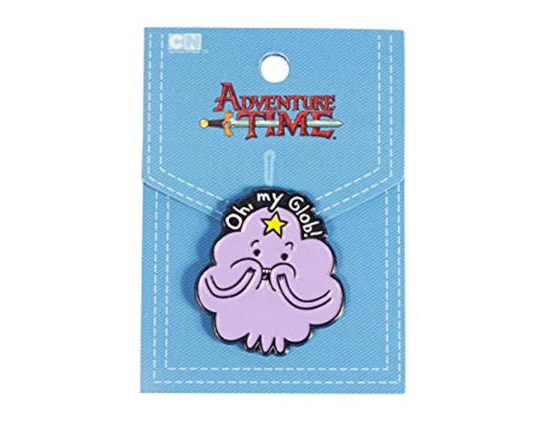 "Adventure Time Lumpy Surprised ""Oh, My Glob!"" - Enamel Pin - Vinyl Soundtrack I Am Shark"