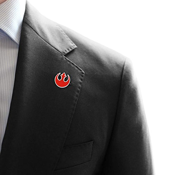Star Wars - Rebel Alliance Lapel Pin - Vinyl Soundtrack I Am Shark