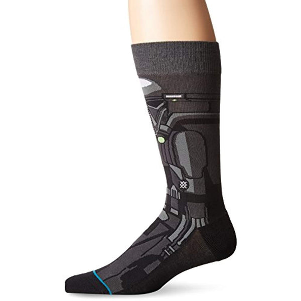 Star Wars Men's Death Trooper Crew Sock