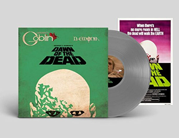Dawn Of The Dead (Original Motion Picture Soundtrack) Music by Goblin - Vinyl Soundtrack I Am Shark