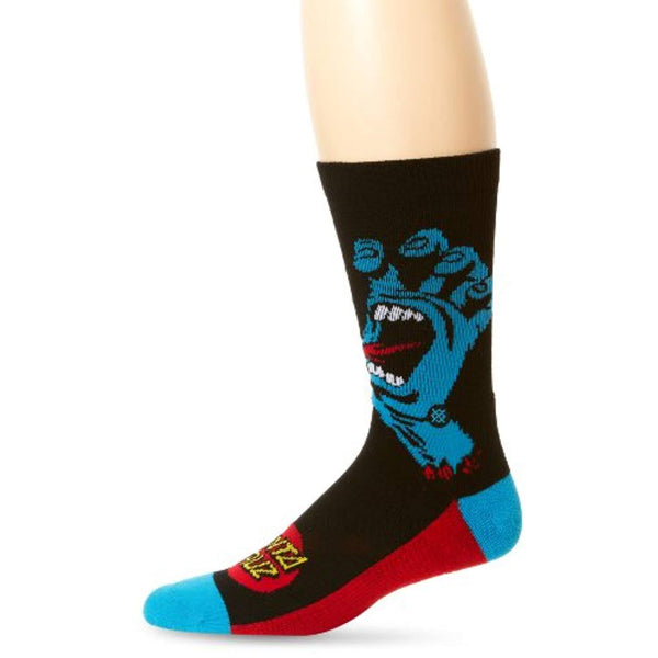 Men's Screaming Hand Sock
