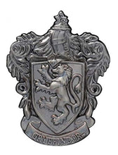 HARRY POTTER Gryffindor School Crest Pewter Lapel Pin