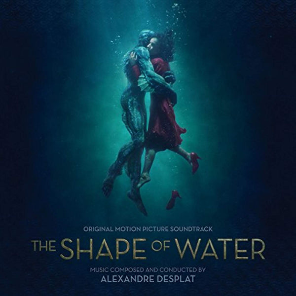 The Shape Of Water (Original Motion Picture Soundtrack) 2xLP