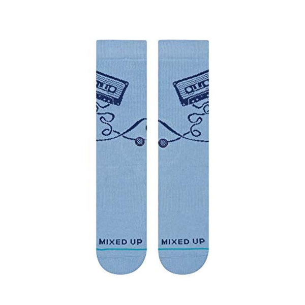 Stance Mixed Classic Crew Sock - Vinyl Soundtrack I Am Shark
