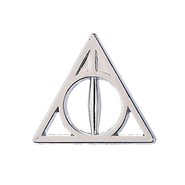 Harry Potter Deathly Hallows Badge - Enamel Pin