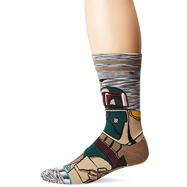 Star Wars Men's Boba Fest Bounty Hunter Socks