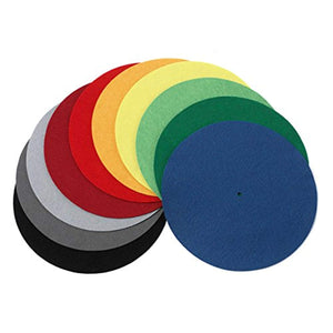 Pro-Ject Felt Turntable Mat in Designer Colors Slipmat