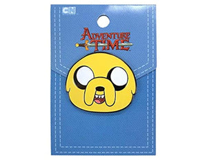 Adventure Time Jake Head - Enamel Pin