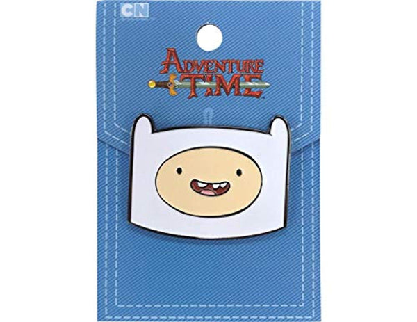 Adventure Time Finn Head - Enamel Pin