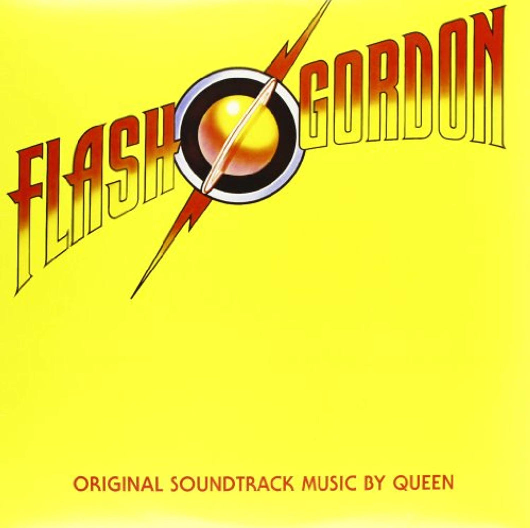 Flash Gordon (Original Soundtrack Music by Queen) - Vinyl Soundtrack I Am Shark