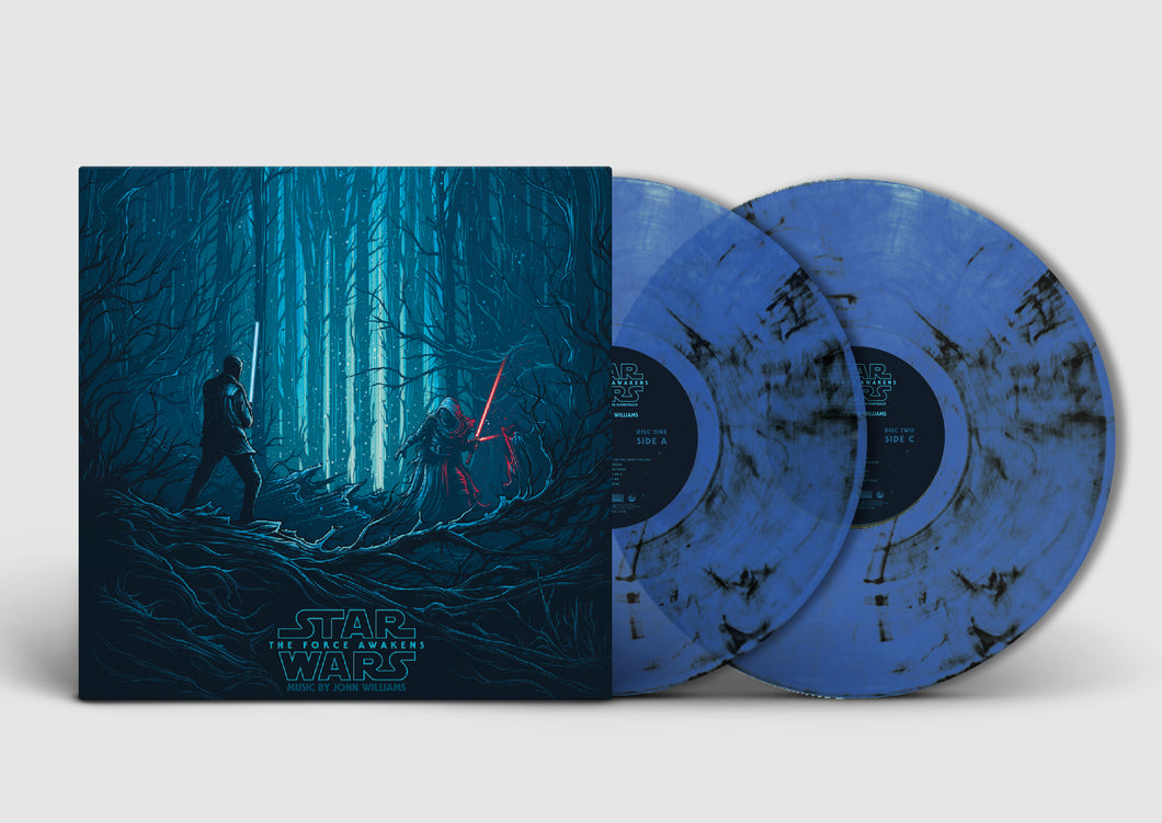 Star Wars: The Force Awakens - Original Motion Picture Soundtrack (Collector's Edition) KYLO & FINN