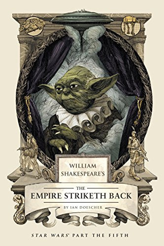 William Shakespeare's The Empire Striketh Back: Star Wars Part the Fifth - Vinyl Soundtrack I Am Shark