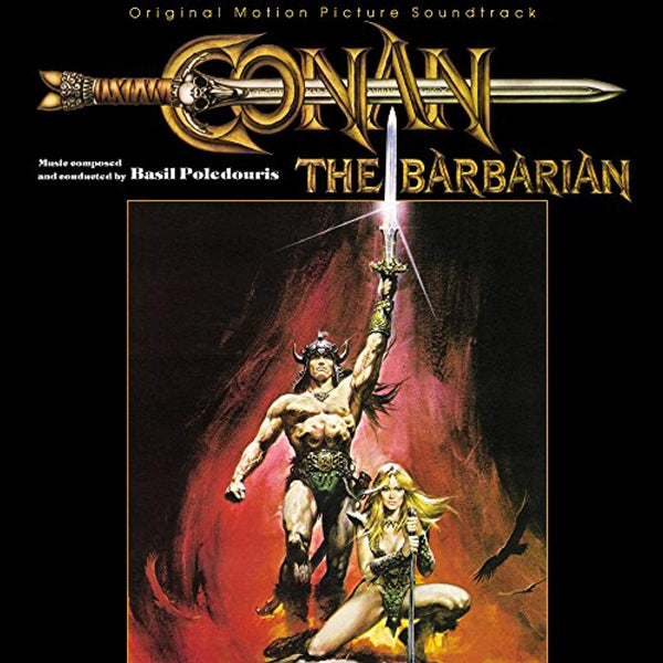 Conan: The Barbarian (Original Motion Picture Soundtrack)