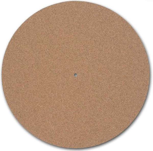 PRO JECT Cork It Turntable Mat - Vinyl Soundtrack I Am Shark