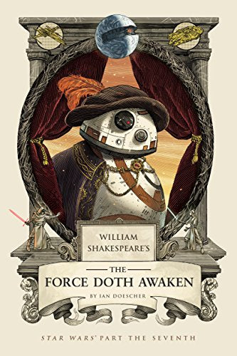 William Shakespeare's The Force Doth Awaken: Star Wars Part the Seventh - Vinyl Soundtrack I Am Shark