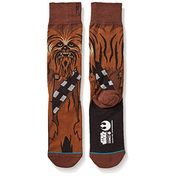 Star Wars Men's Chewie Crew Socks