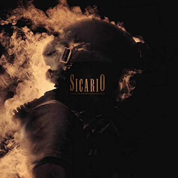 Sicario (Original Motion Picture Soundtrack) 2xLP