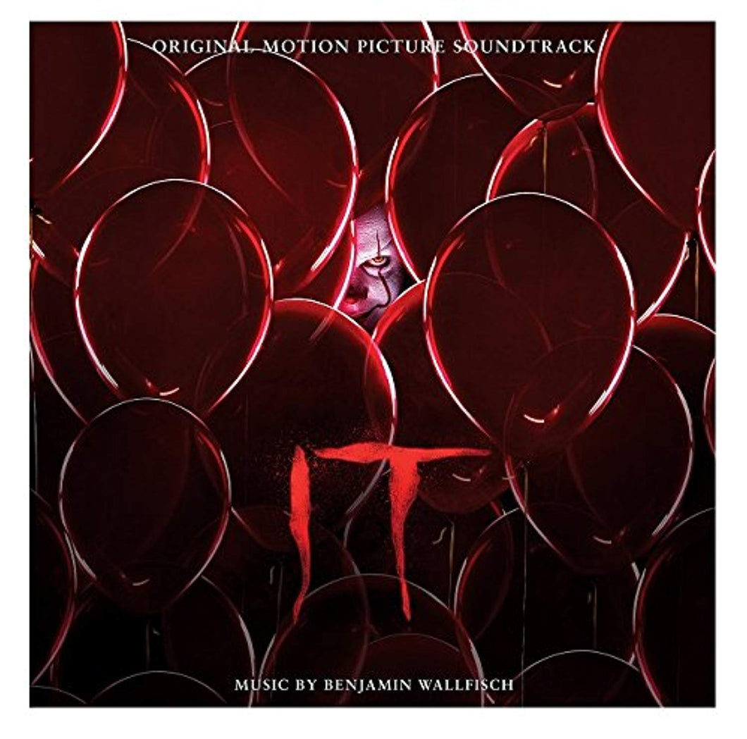 IT (Original Motion Picture Soundtrack) LP 2018