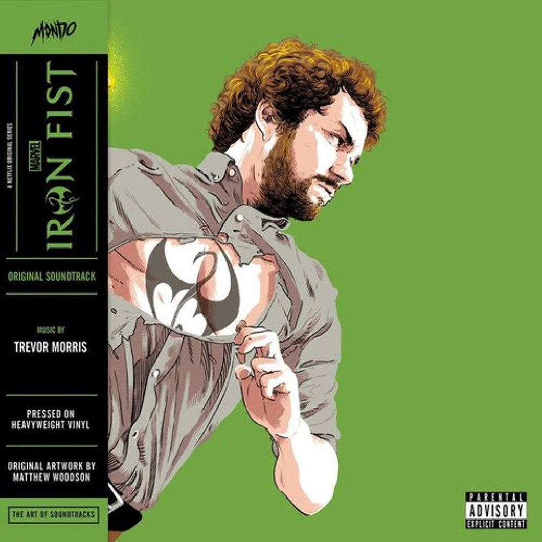 Iron Fist (Original Netflix/Marvel Series Music) - Vinyl Soundtrack I Am Shark