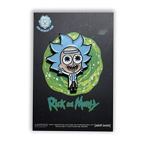 Rick & Morty Lil' Tiny Rick - Enamel pin