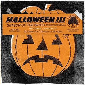 Halloween III: Season of the Witch (Motion Picture Soundtrack) 2xLP