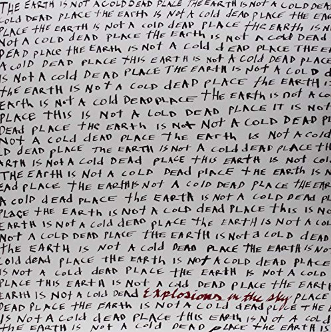 Explosions In The Sky - Earth is Not a Cold Dead Place 2xLP