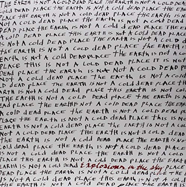 Explosions In The Sky - Earth is Not a Cold Dead Place 2xLP - Vinyl Soundtrack I Am Shark