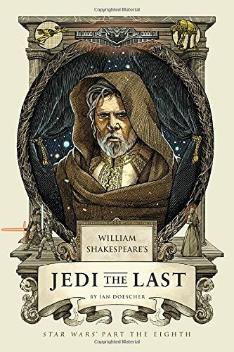 William Shakespeare's Jedi the Last: Star Wars Part the Eighth - Vinyl Soundtrack I Am Shark