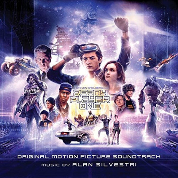 Ready Player One (Original Motion Picture Soundtrack) 2xLP