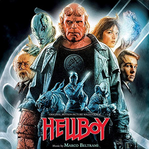 Hellboy (Original Motion Picture Soundtrack) LP